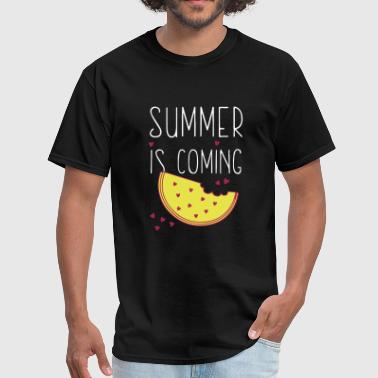 Summer is Coming Sunny Melon - Men's T-Shirt