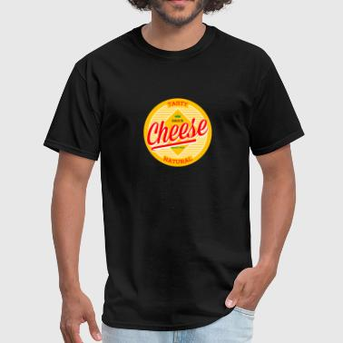 Cheese Custome Shirt Funny National Holloween - Men's T-Shirt