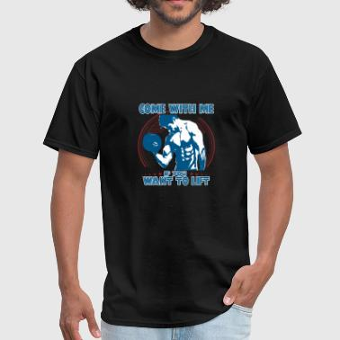 come with me - Men's T-Shirt