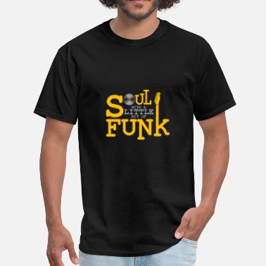Kids World Record Soul with a little bit of Funk Soulfunk christmas - Men's T-Shirt