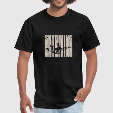 Sport Lover Skydiving extreme sports lover gift - Men's T-Shirt