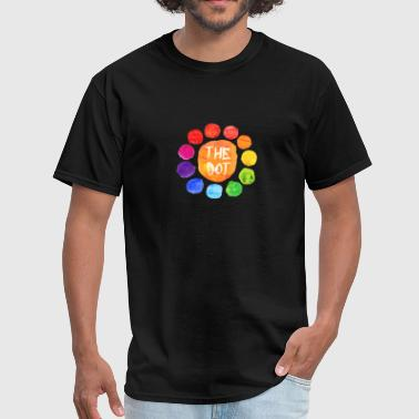 What can you create with just a dot International - Men's T-Shirt