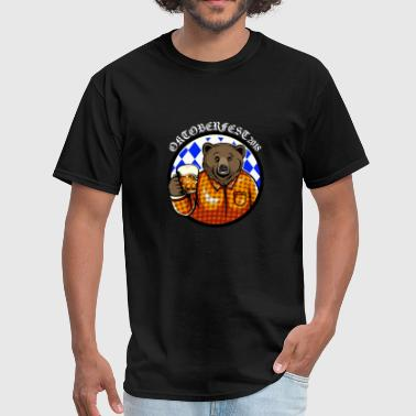 Octoberfest Beer Shirt - Men's T-Shirt