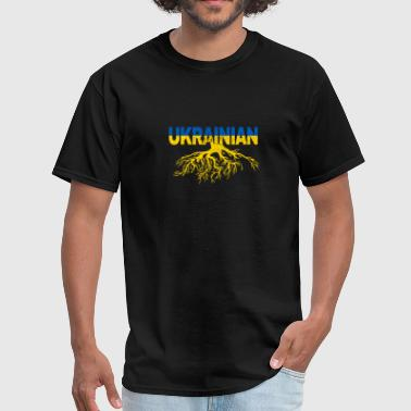 Crimea Ukraine Roots Ukraine Nation Crimea Ukrainians Gift - Men's T-Shirt