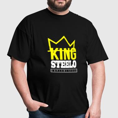 Capital STEEZ KING STEELO - Men's T-Shirt