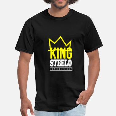 Capital Capital STEEZ KING STEELO - Men's T-Shirt