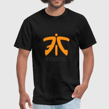 Counter Strike Esports Fnatic Logo - Men's T-Shirt