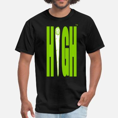 High Tech HIGH - Men's T-Shirt