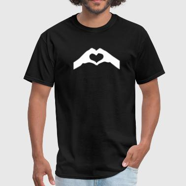 Love Hands - Men's T-Shirt