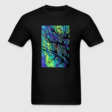 Cherry Tree - Men's T-Shirt