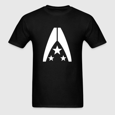 Mass Effect System Alliance - Men's T-Shirt