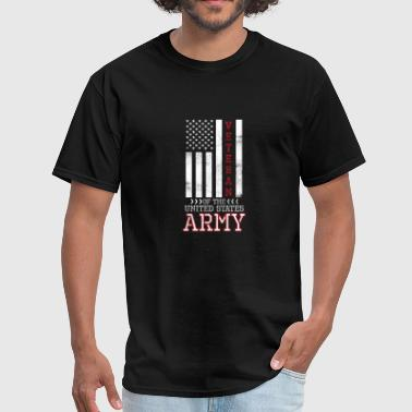 Indian Army Army Veterans - Men's T-Shirt