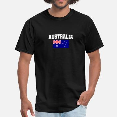 Australia Flag Australia - Men's T-Shirt