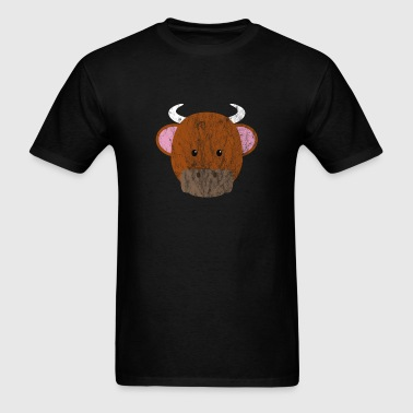 Animals Cow - Men's T-Shirt