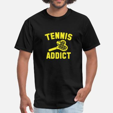 Tennis Addict Tennis Addict - Men's T-Shirt