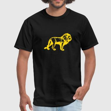 Lioness Team Name Custom Lion for Sports - Men's T-Shirt