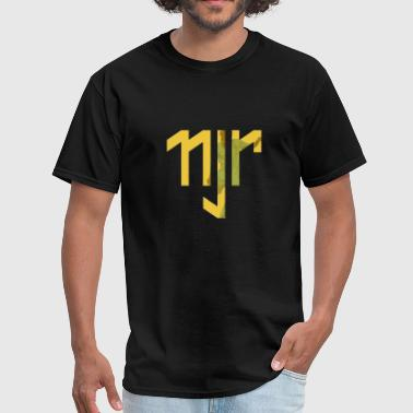 NJR Logo Neymar Junior - Men's T-Shirt