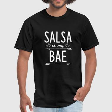 Bae - salsa is my bae - Men's T-Shirt