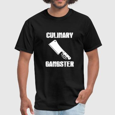 Cook - culinary gangster cooking quality chef - Men's T-Shirt