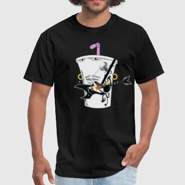 Metal Master Shake - Men's T-Shirt