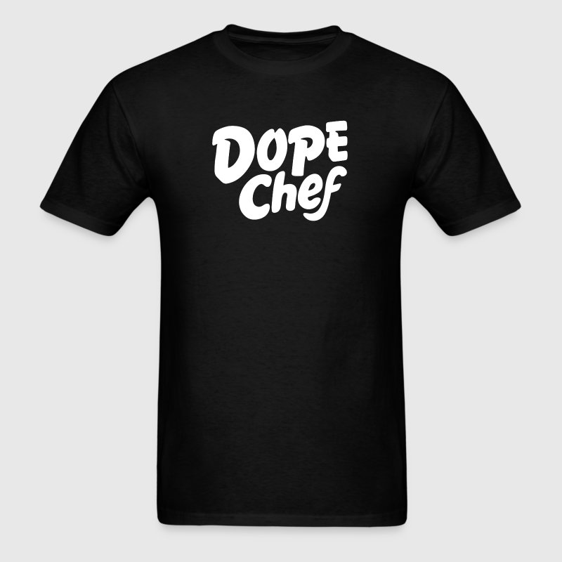 dope chef - Men's T-Shirt