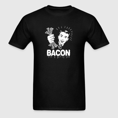 Love Bacont Fun ny - Men's T-Shirt