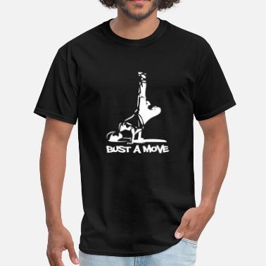 Bboy Bust A Move - Men's T-Shirt