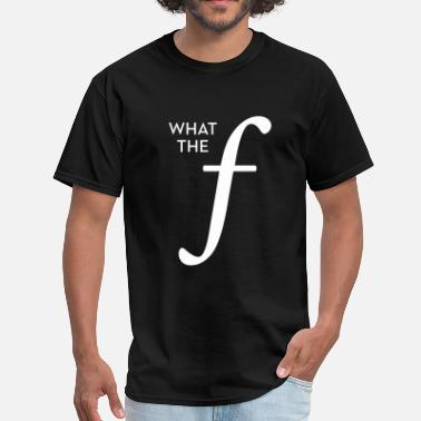 Specialty Flex Print What the Aperture - flex print - Men's T-Shirt