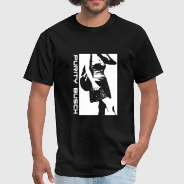 Purity Bush What is this Silence? - Men's T-Shirt