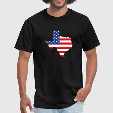 State of Texas - Men's T-Shirt