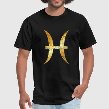 Zodiac Sign Pisces – The Sign of Pisces - Men's T-Shirt