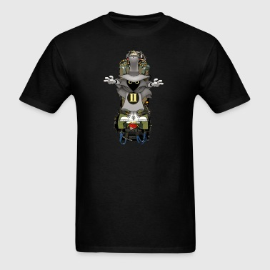 Spook Seat - Men's T-Shirt