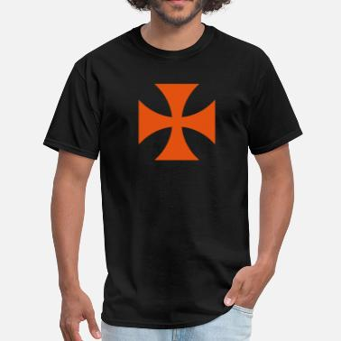 Cross templar - Men's T-Shirt