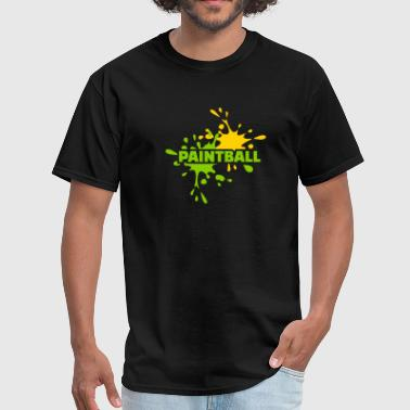 Paintball - Men's T-Shirt