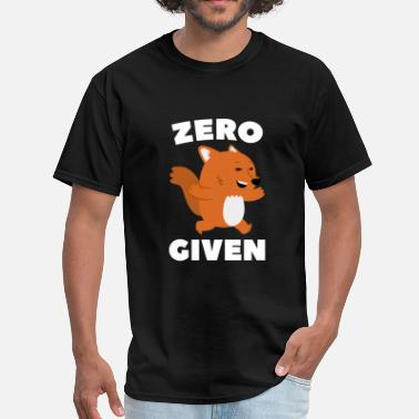Zero Fox Given Zero Fox Given - Men's T-Shirt