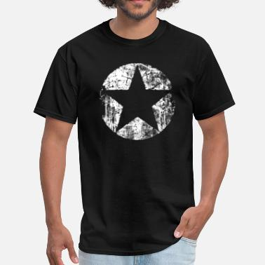 Brawl Grunge Star. - Men's T-Shirt