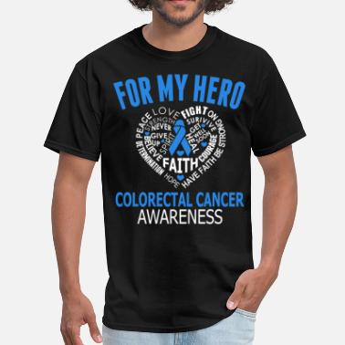 Colorectal colorectal cancer awareness - Men's T-Shirt