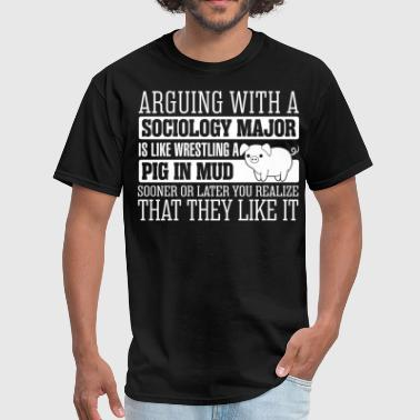 Sociology Major - Men's T-Shirt