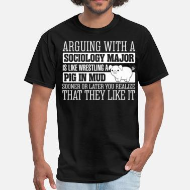 Sociology Sociology Major - Men's T-Shirt