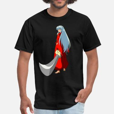 Inuyasha Inuyasha Anime - Men's T-Shirt