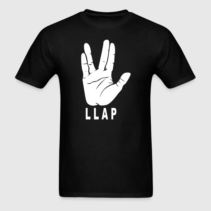 LLAP - Men's T-Shirt