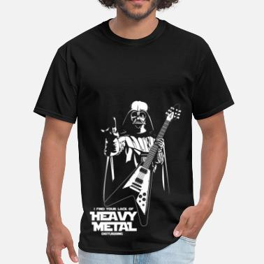 Storm Trooper Star Wars Heavy Metal Darth Vader - Men's T-Shirt