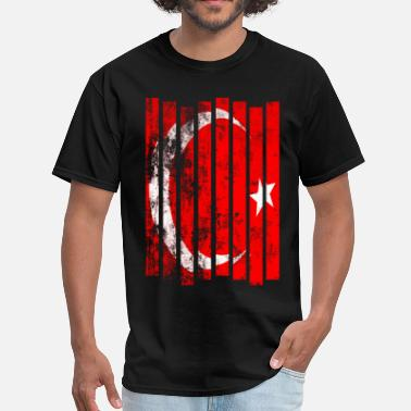 Turkey Flag Turkey Flag - Men's T-Shirt