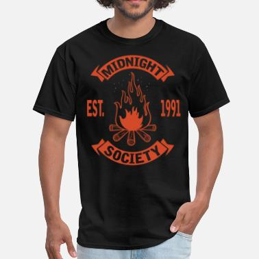 Midnight Midnight Society - Men's T-Shirt