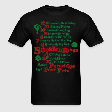 12 Days - Men's T-Shirt