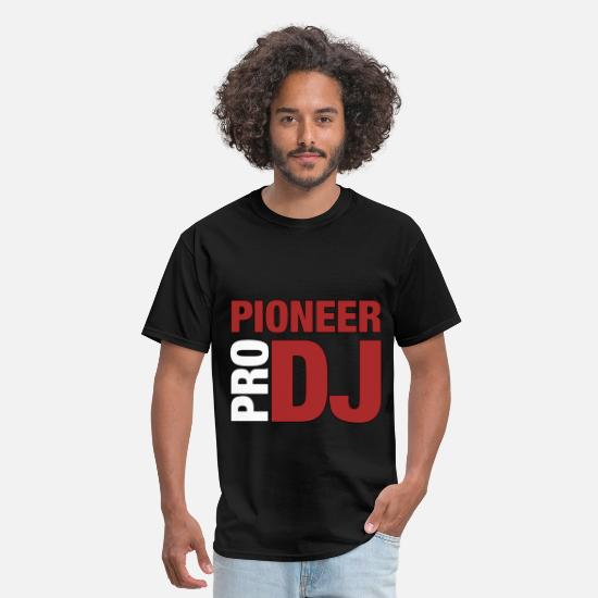 Audio T-Shirts - Pioneer Dj Pro - Men's T-Shirt black