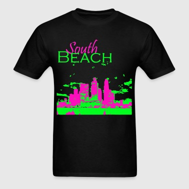 South Beach  - Men's T-Shirt