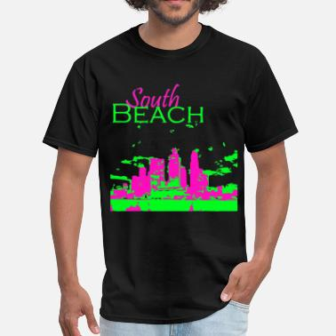 South Beach South Beach  - Men's T-Shirt