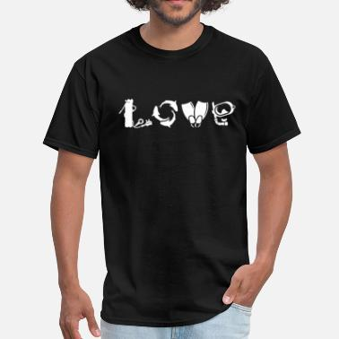 Scuba Diving Love Scuba Diving Shirt - Men's T-Shirt