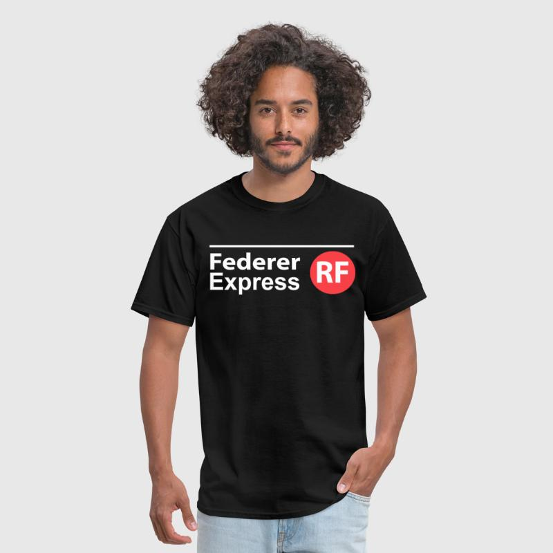 Federer Express - Men's T-Shirt
